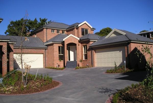 8 Town Houses - Gloucester Ave, Berwick